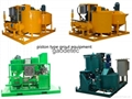 GGP500/700/100PI-E Grout Plant good price to Thailand