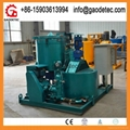 GGP220/300/300PI-E mortar grout plant for sale in  rock-bottom final price