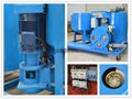 detailed parts of hose type grout mixer pump, please contact Gaodetec for more information