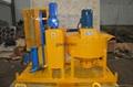 Compact Grout Mixer Pump for sale in Bauma