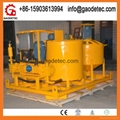 High Efficient Electric Grout Equipment to Thailand
