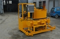 Small Grout Equipment for sale to Indoenisa