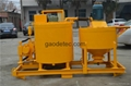 small grout equipment in different view, please contact gaodetec for best price and lead time