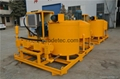 factory price supply cement mixer and pump for grouting