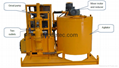 features of compact grout equipment, grout equipment with grouting record