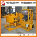 Factory compact grout mixer pump for