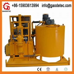 How much one high speed cement mixer pump for grouting