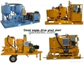 other diesel engine grout station for sale, we also attend Bauma 2016