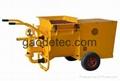 Mortar pump application