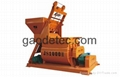 Introduction of the JS series of concrete mixer machine application