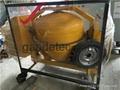 Diesel mixer machine operation application