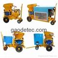 Shotcrete concrete machine for sale in Kuwait