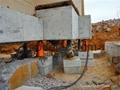 Hydraulic cylinder Jacks for bridge construction