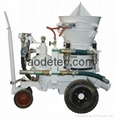 Electric drive,air drive and diesel drive shotcrete machine for sale