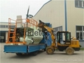 China spraying machine for slope project