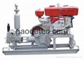 Gaodetec grouting construction cement pump for sale
