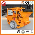 GPS-7A Hydraulically Driven shotcrete machine concrete pump