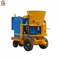 GZ-7 Dry Mix Spraying Shotcrete Machine for sale