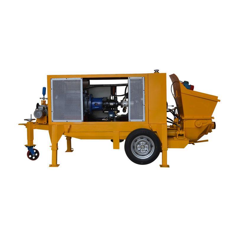 GPS-7A Wet Shotcrete Machine for Sale 3