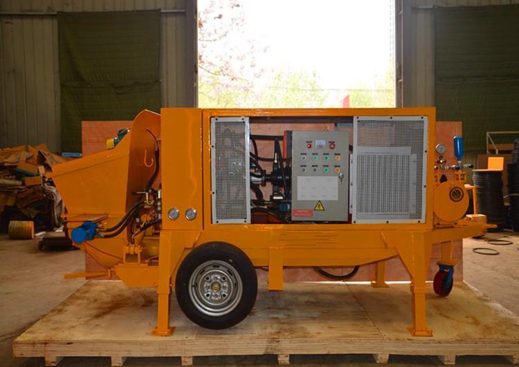 GPS-7A Wet Shotcrete Machine for Sale 4