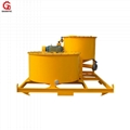 GMA850/1500E Bentonite cement grout mixer and agitator 3