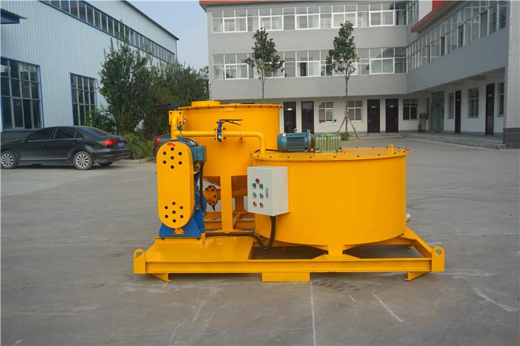 GMA850/1500E Bentonite cement grout mixer and agitator 5