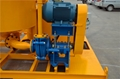 GMA850/1500E Bentonite cement grout mixer and agitator 9