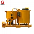 GMA750/1500E Turbo Cement Grout Mixer/Agitator