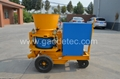 GZ-7 Dry Spraying Shotcrete Machine price for sale