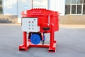 Manufactural refractory pan mixer machine price for sale