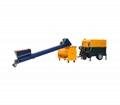 Factory  GF20 clc foam concrete machines for sale