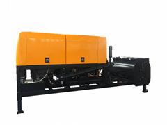 energy saving and high strength GF20D diesel engine cement foam machine