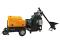 GF5H foam concrete pump machine lightweight