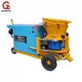 GZ-5D electric motor dry shotcrete