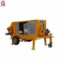 GPS-7A Hydraulically Driven shotcrete machine concrete pump
