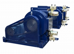 国内热销先进设计技术自吸浆料输送各种型号泵GH系列变频软管泵