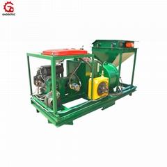 Customized GDS1500G mortar plaster pump