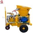 gunite machine
