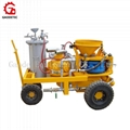 High Efficiency GSZ3000A Wet and Dry Mix