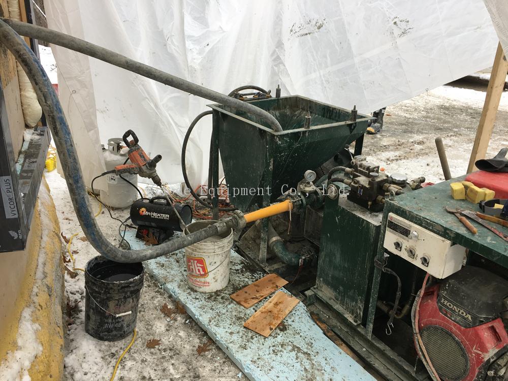 GDS1500D 噴漿泵 10