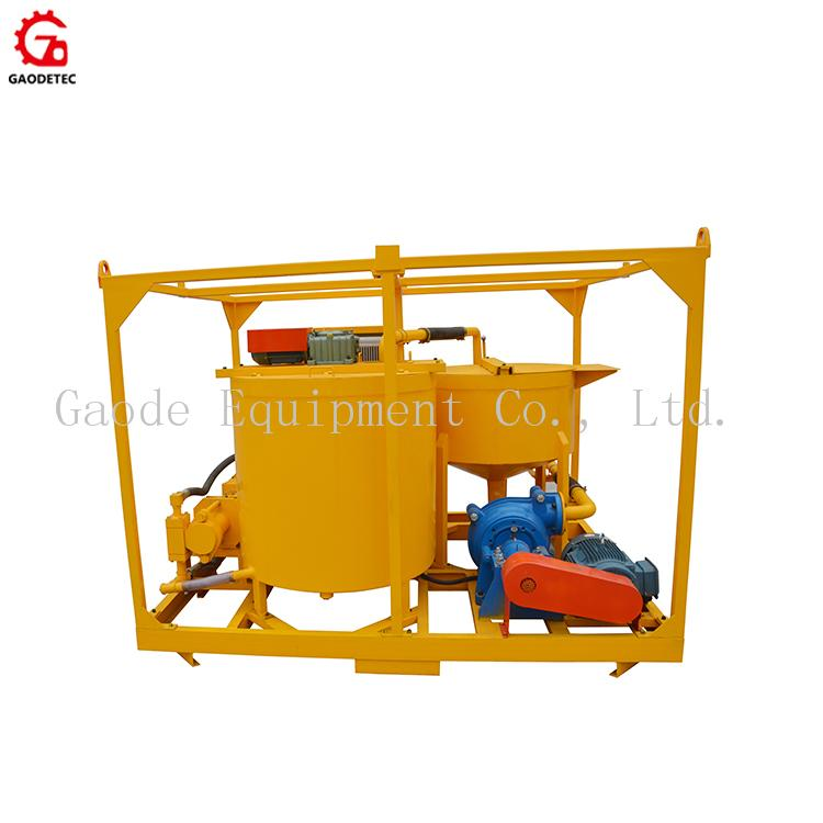 GGP350-800-70PI-E High mixing speed Cement Grout Station Price