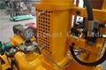 grout pump plant
