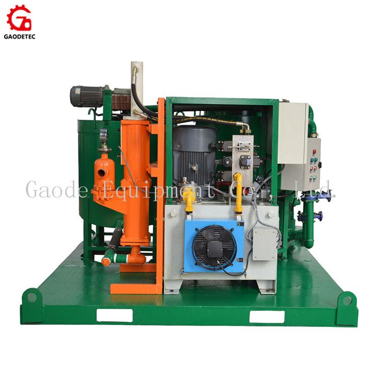液压注浆泵站 3