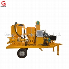 Thailand hot sale high shear grout station with factory price