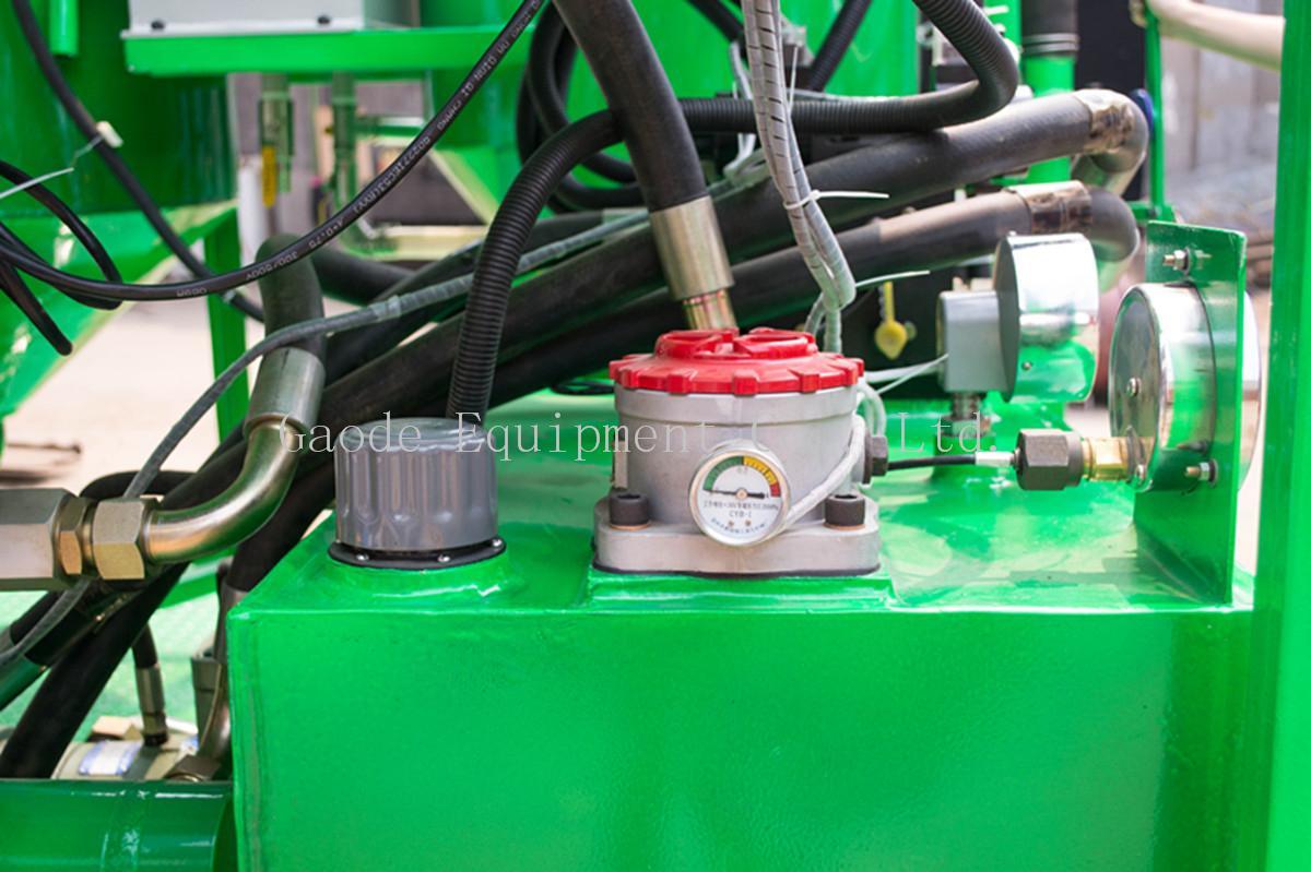 液压注浆泵站 6