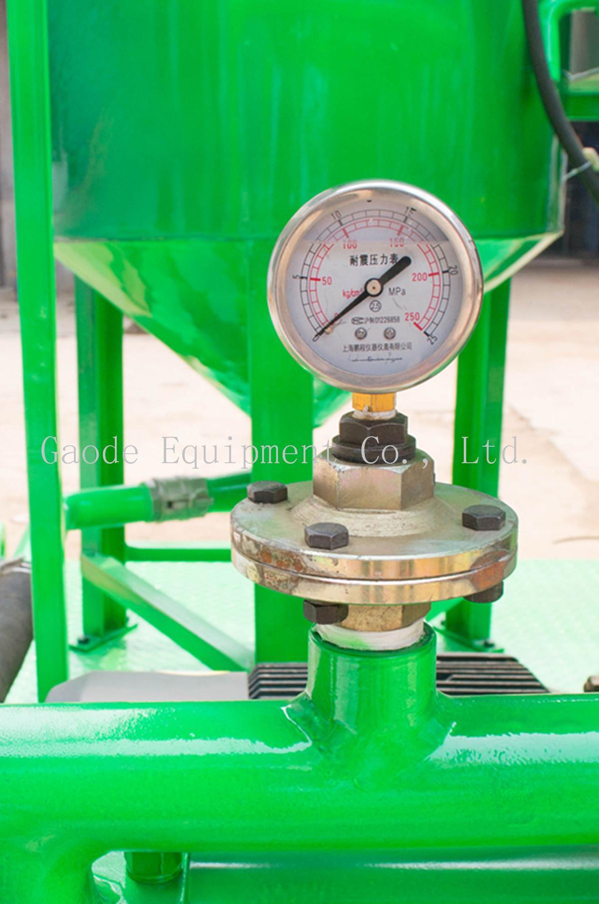 液压注浆泵站 9