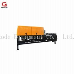 Continuous clc diesel foam concrete block machine (Hot Product - 1*)