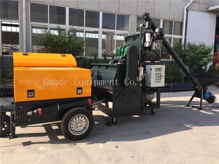 cement foam machine