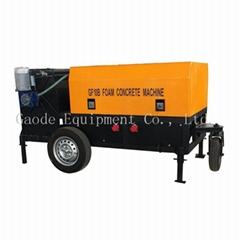 High quality lightweight foam concrete machine price