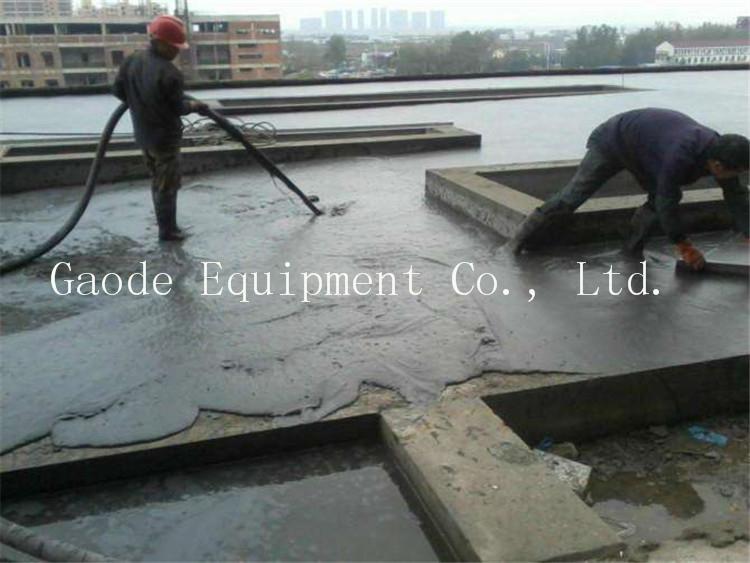 Foam Concrete pump